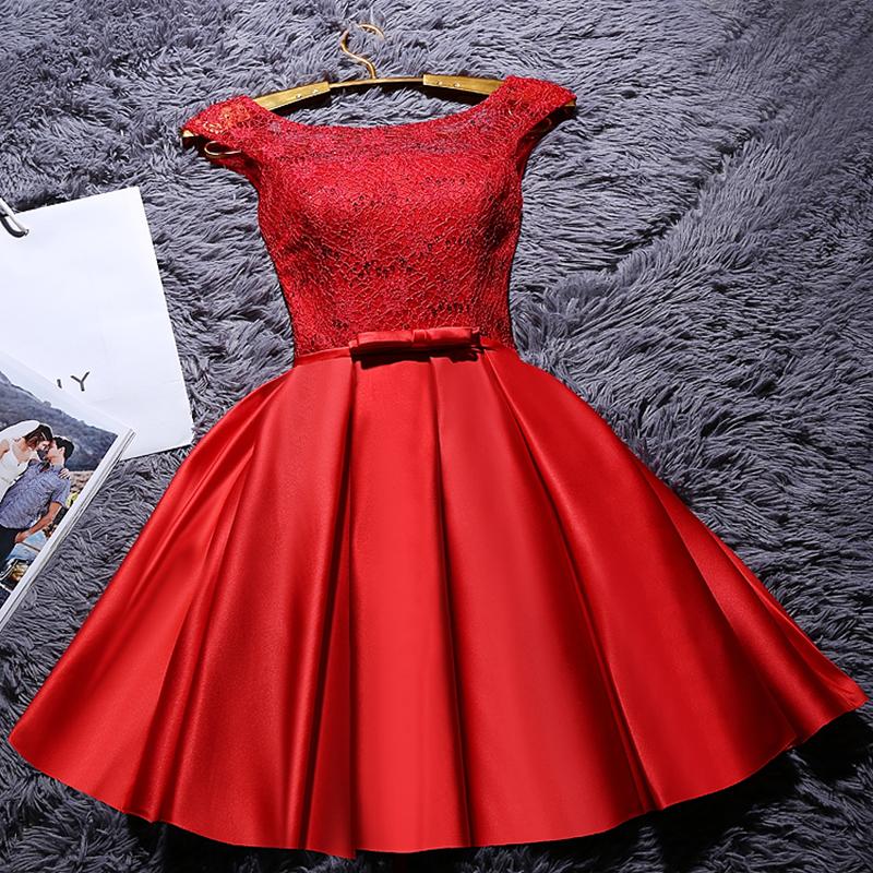 Платья Пышное До Колена Фото