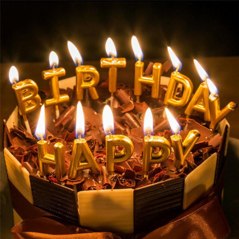 Картинки со свечами с днем рождения