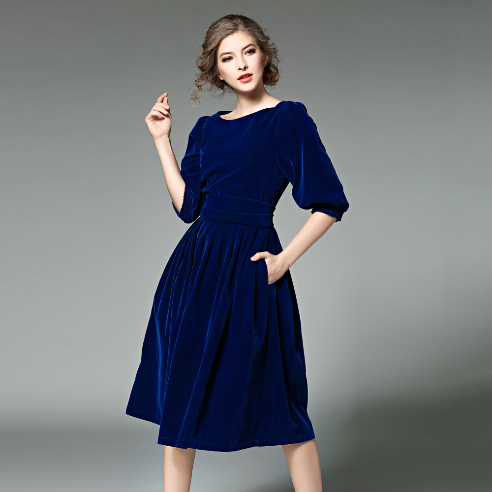 Вечернее Платье Три Четверти