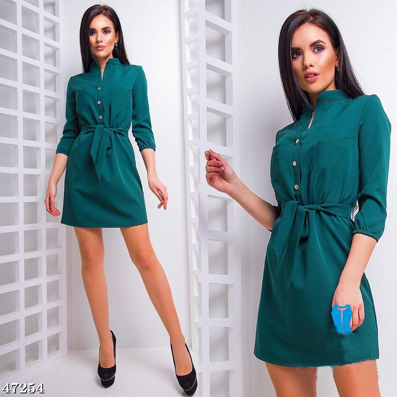 Платье Рукав 3 Четверти