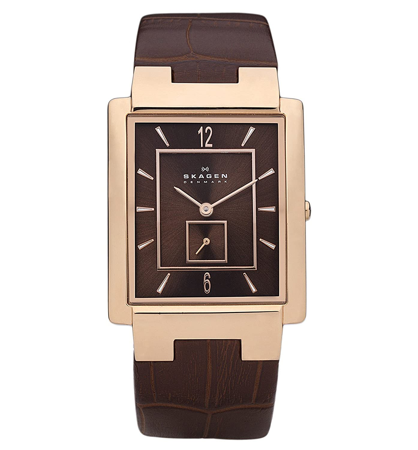 Swatch black label skagen