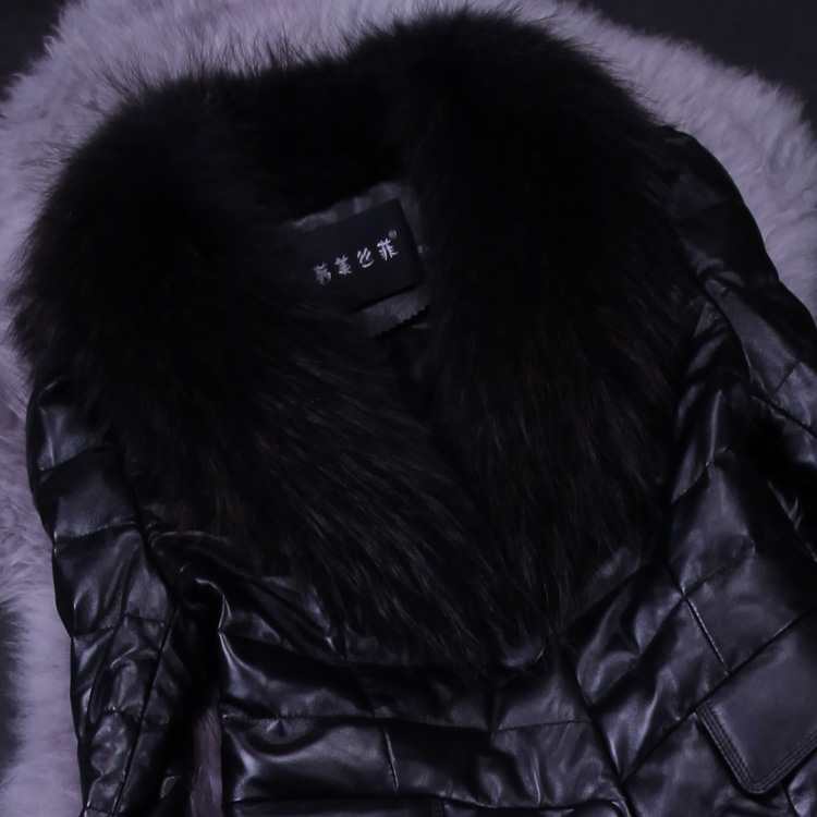 Длинная кожаная куртка спб