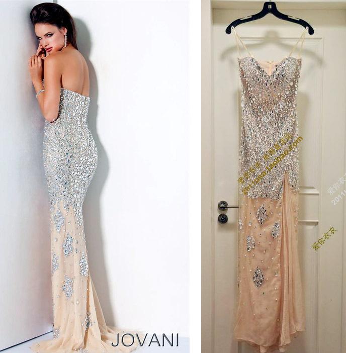 Jovani платья с доставкой