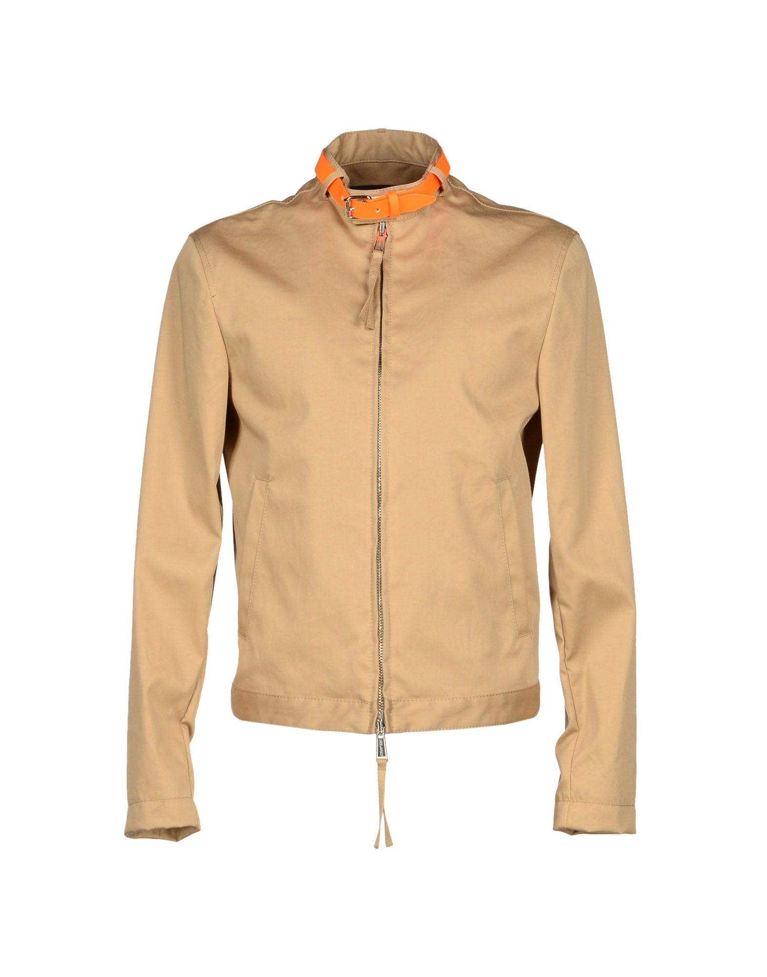 Куртки Dsquared