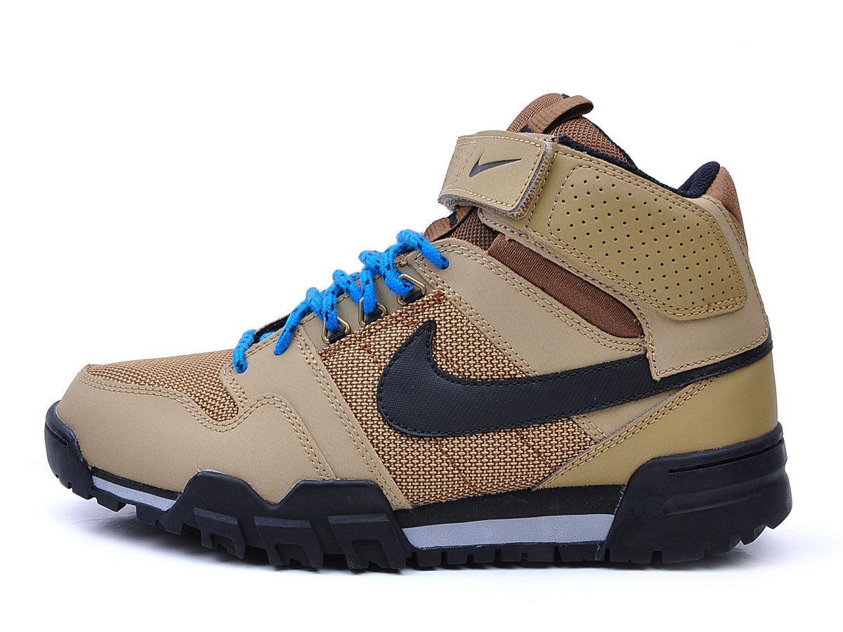 Скидки до 7 % на зимние кроссовки Nike (Найк) с мехом
