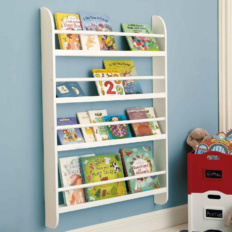 Полки для книг и игрушек своими руками