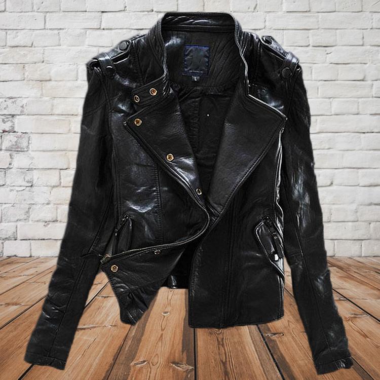 Кожаная куртка тонкая кожа