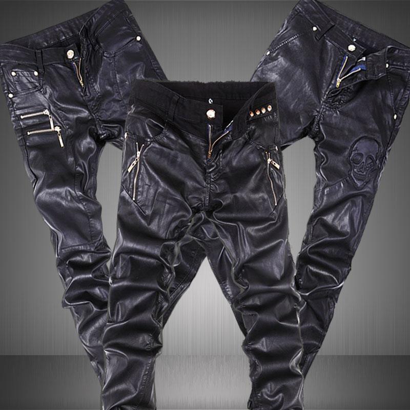 Кожаные брюки интернет магазин доставка