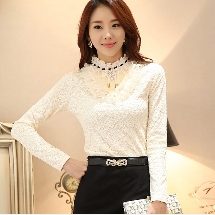 Женские блузки с длинным рукавом доставка