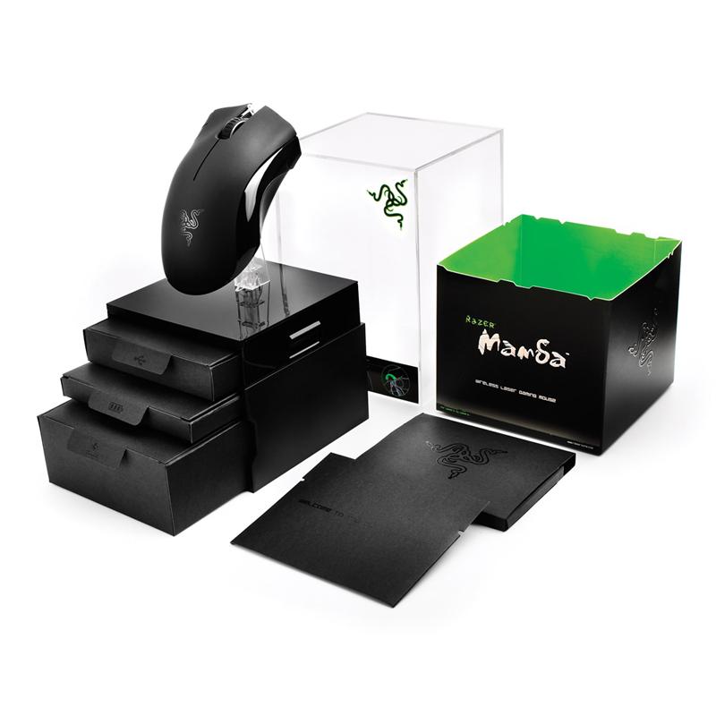 Razer 4g wireless mamba