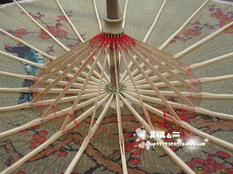 Японские зонтики своими руками 654