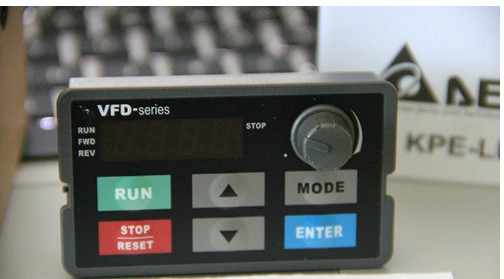 VFD-L Series User Manual - Ug-electro