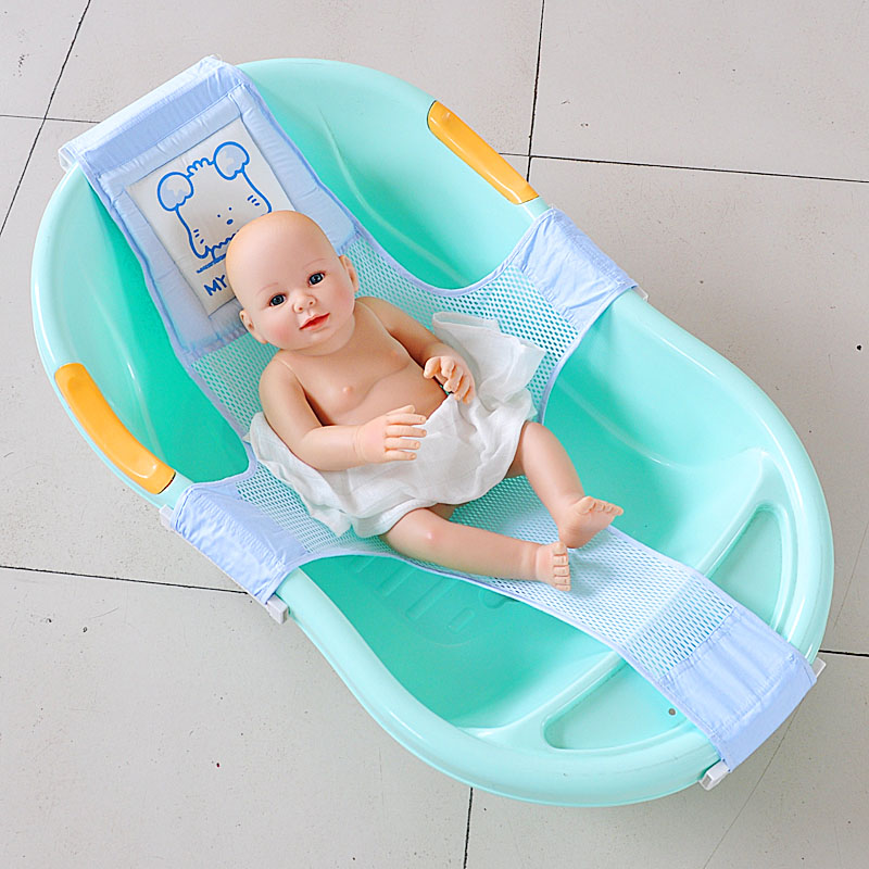 Ванночка для ребенка с гамаком