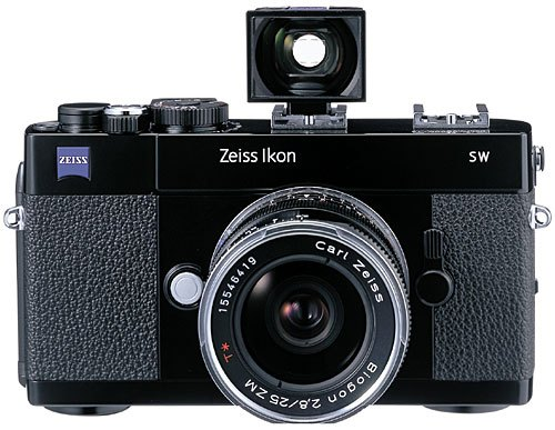 Zeiss ikon ikomatic a - camera review