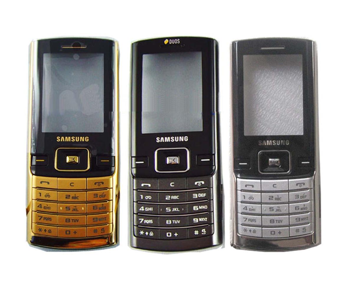 Мобильный телефон samsung gt-c3312 champ deluxe duos ibr