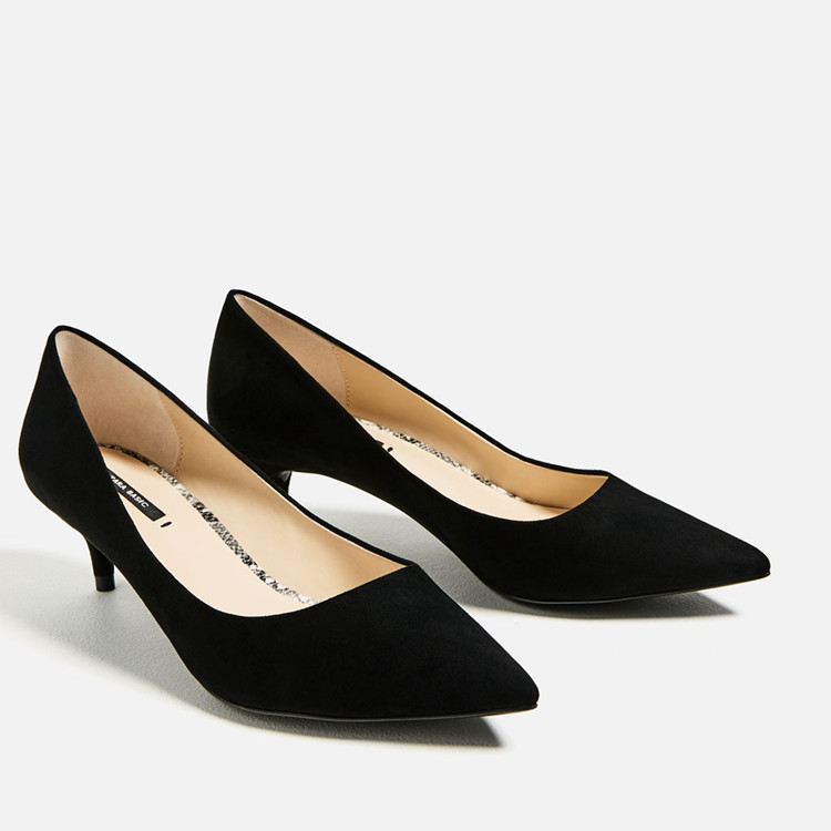 Zara shoes heels
