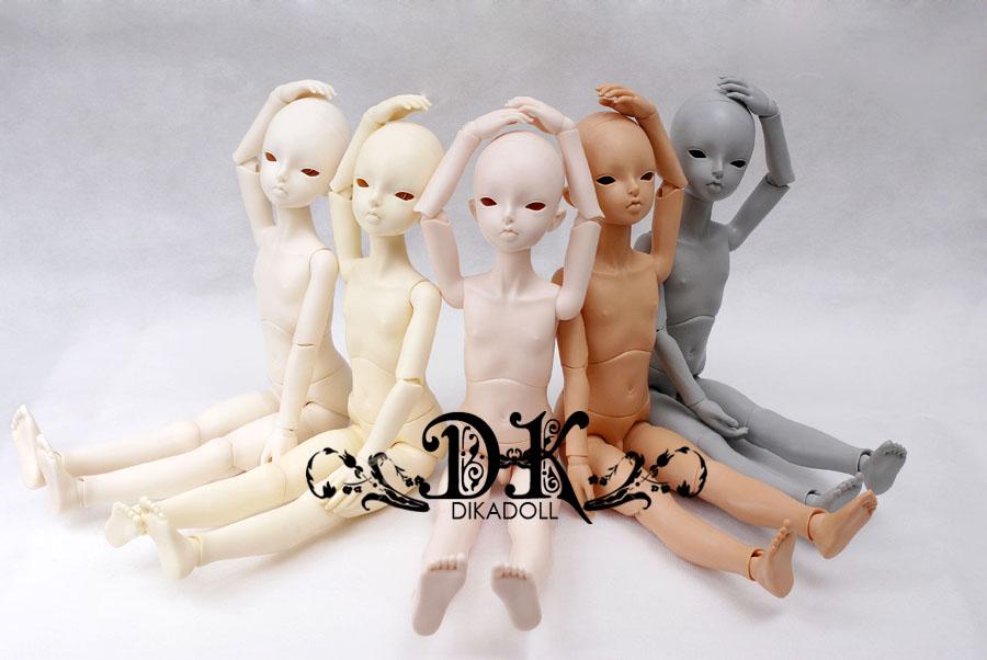 Как сделать bjd куклу