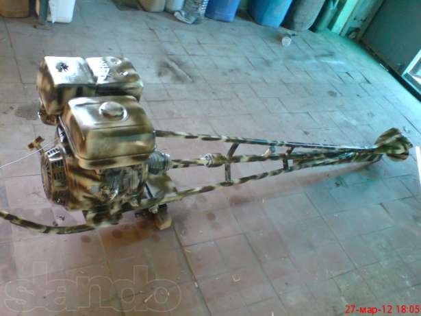 мотор для лодки из двигателя лифан