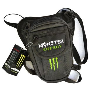 Monster Energy Сумка на ногу.